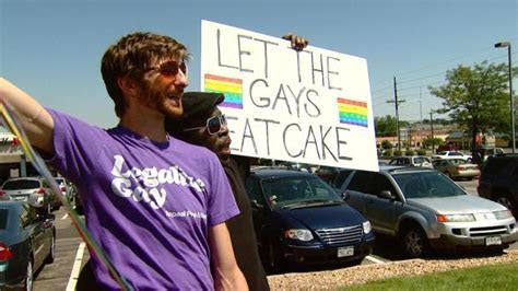Gay wedding cake at center of Colorado court case   CBS News