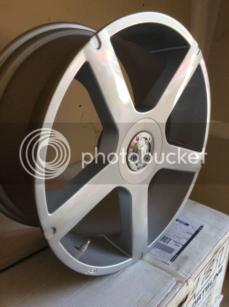 For Sale: ABT Sportsline 22quot; wheels for Touareg  Club Touareg Forums