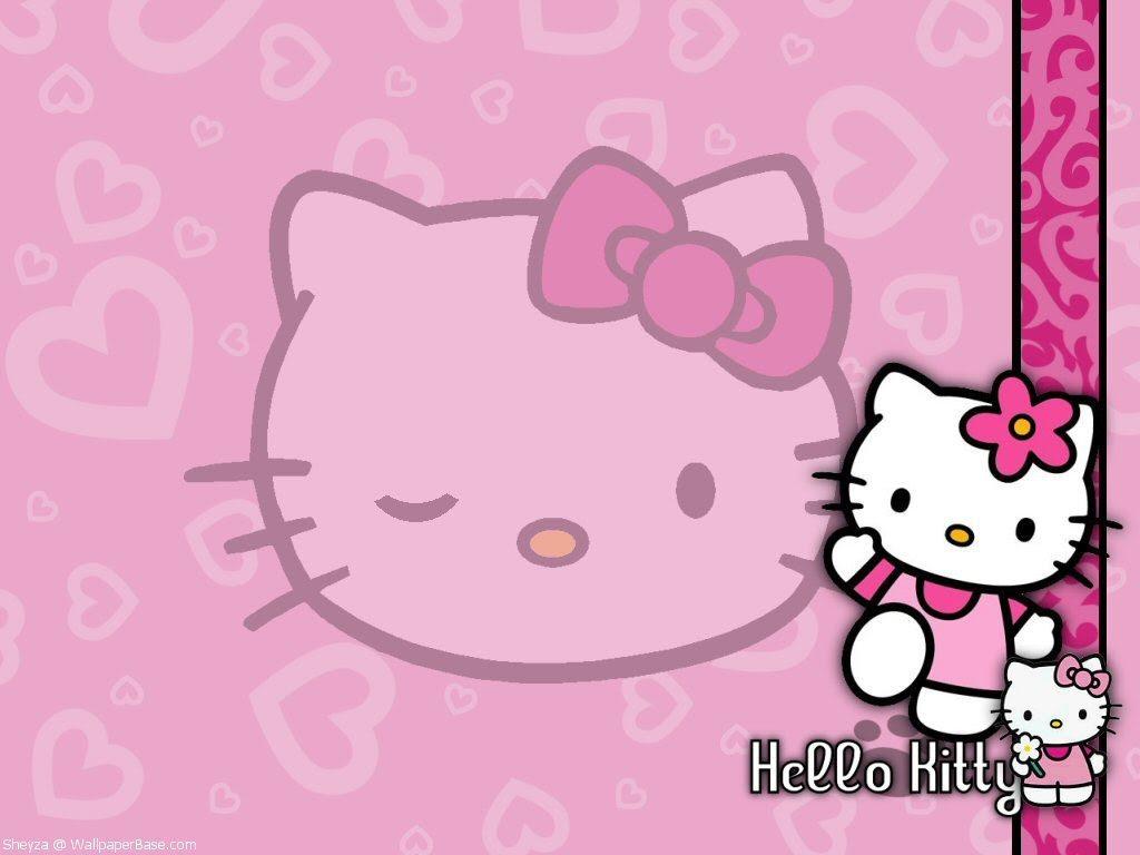 Hello Kitty Couple Wallpaper