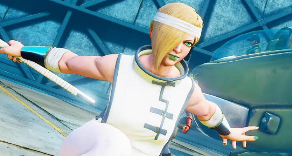 Check out Street Fighter V's Falke in action with this video breakdown screenshot