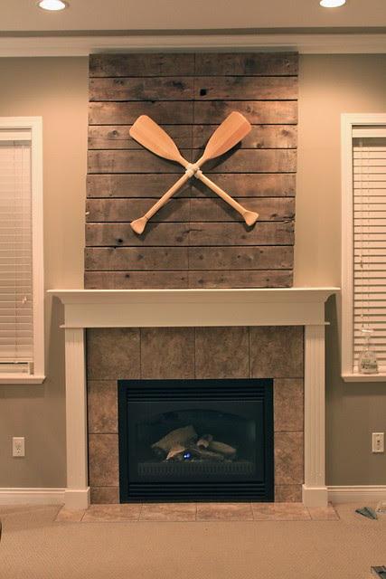 Living Room Fireplace - Nov 2013