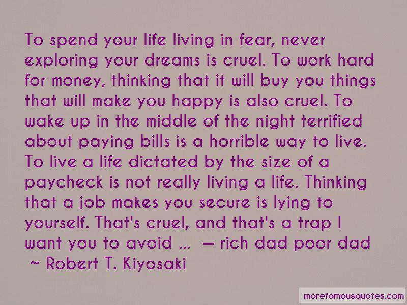 Quotes About Rich Dad Poor Dad Top 5 Rich Dad Poor Dad Quotes From