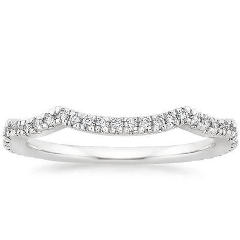 Petite Twisted Vine Contoured Diamond Ring   Brilliant Earth