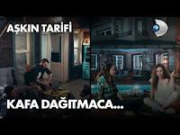 Kafa dağıtmaca... - Aşkın Tarifi 3. Bölüm - KanalD