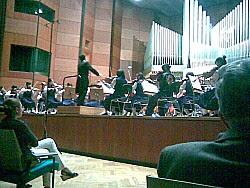 Konzertbesuch am 2.4.2010