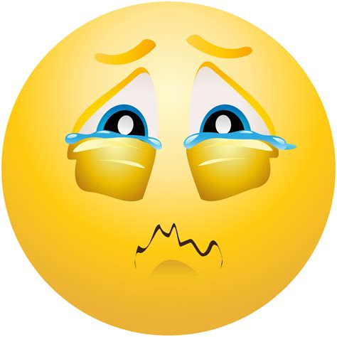 crying emoticon emoji
