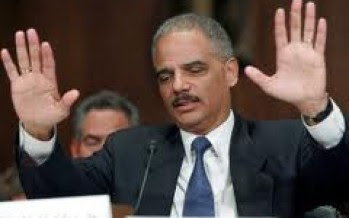 Holder Is Staying One Step Ahead of the Burning Bridge