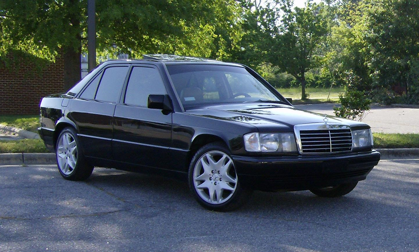 2Smoove 1992 Mercedes-Benz 190-Class Specs, Photos ...