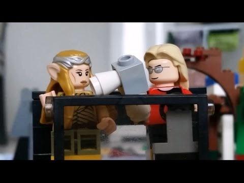 pretty girls di britney, il video rifatto coi lego