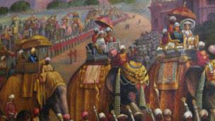 दिल्ली दरबार