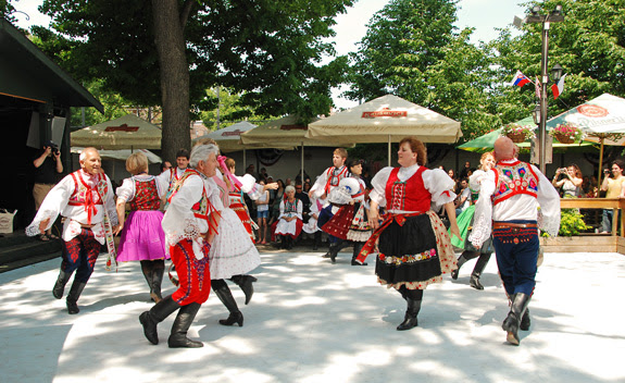 Czech and Slovak Festival at the Bohemian Hall and Beer Garden