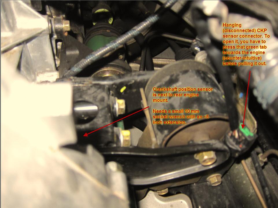 Perfect Nissan 2006 Nissan Altima Camshaft Sensor