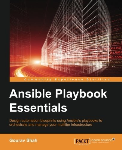 S913 Ebook] Ebook Download Ansible Playbook Essentials, by