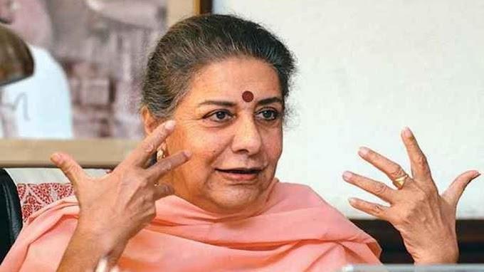 Ambika Soni ने ठुकराया पंजाब के CM पद का ऑफर, विधायक दल की बैठक भी टली
