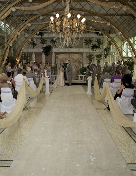 The Florida room of the Kapok Special Events Center in