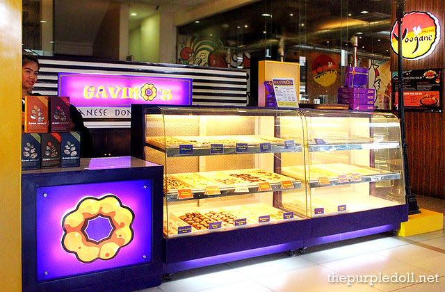 Gavino's Japanese Donuts and More at Il Terrazzo