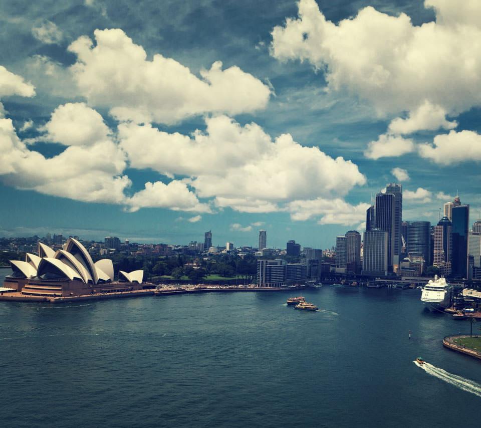 シドニーの風景 Androidスマホ壁紙 Wallpaperbox