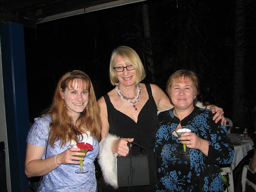 Lindsey, Jessie and Pauline