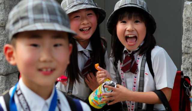 Apa Kata Anak-Anak Tentang Jepang?