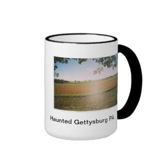Haunted Gettysburg PA Coffee Mug