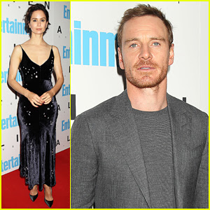 Michael Fassbender Feels 'Very Lucky' To Work With Ridley Scott On 'Alien: Covenant'!