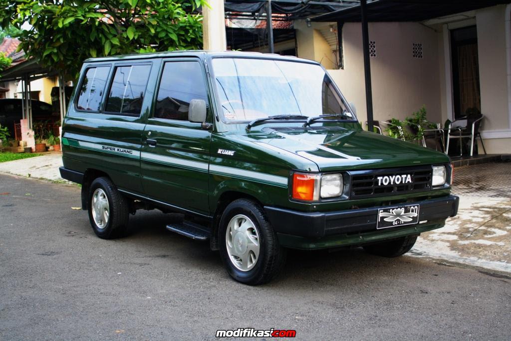 Gambar Foto Modifikasi Mobil Kijang Super Terkeren Ceper ...
