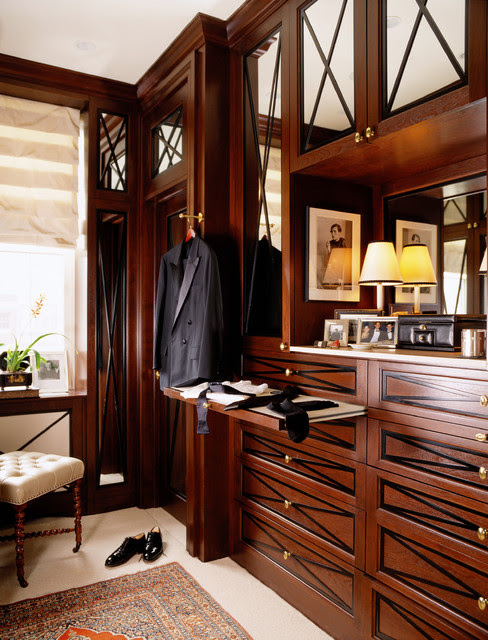 Gold Coast Penthouse - traditional - closet - chicago - by Branca