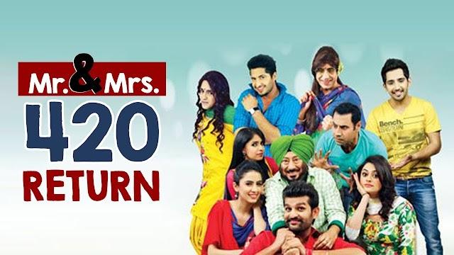 Mr & Mrs 420 Returns 2018 Full Movie Download HD 720p Free