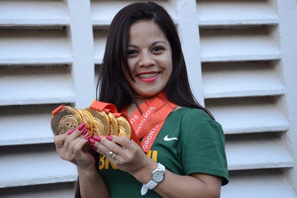 Joana Neves colecionou vitórias e medalhas no ano passado