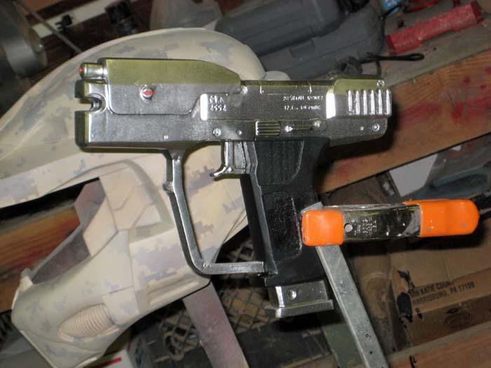 Painted Pistol