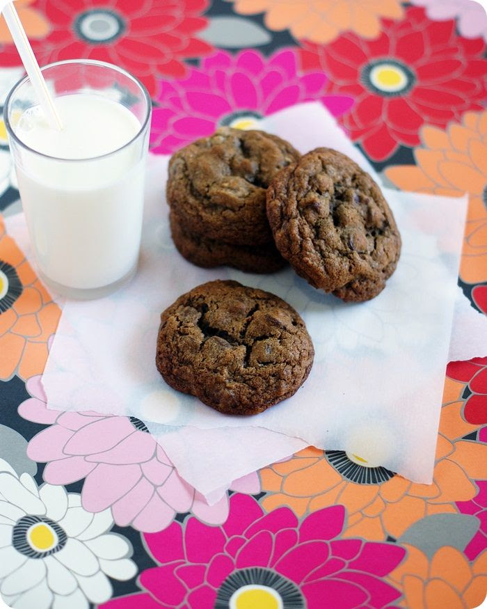 kahlua espresso chocolate chip cookies