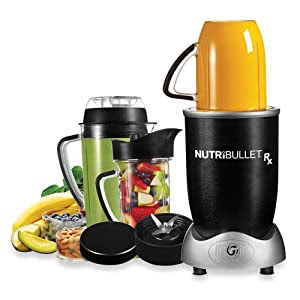 Magic Bullet NutriBullet Rx N17-1001 Blender