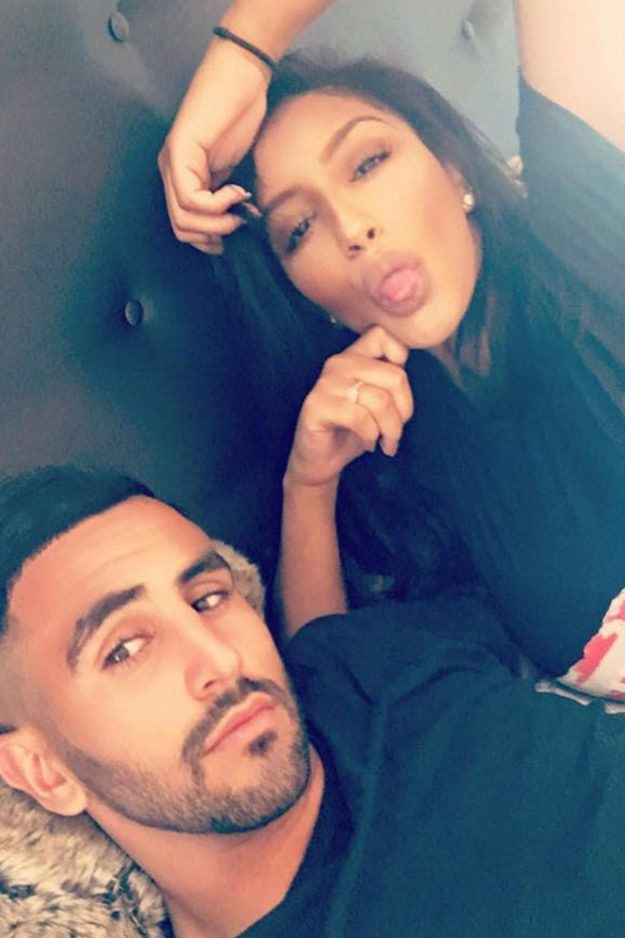 Exclusive: Rita Mahrez, wife of Leicester City star Riyad ...