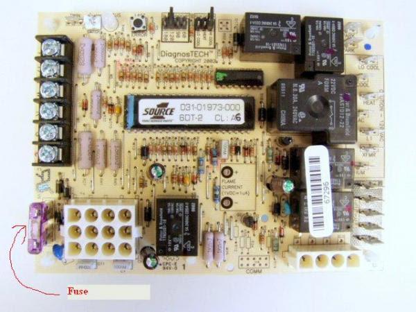 goodman gas furnace thermostat wiring diagram image 7