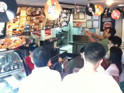 order at bigg's diner