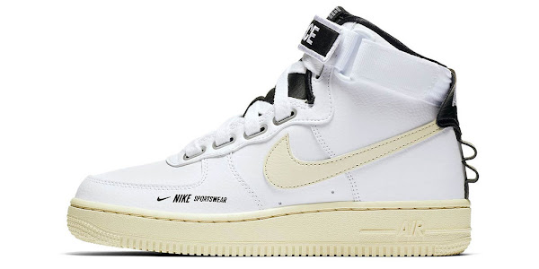 a16f259d19b0 Nike Gives the Air Force 1 ...