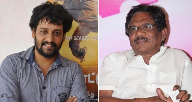Bharathiraja, Vidharth team up for new Tamil film