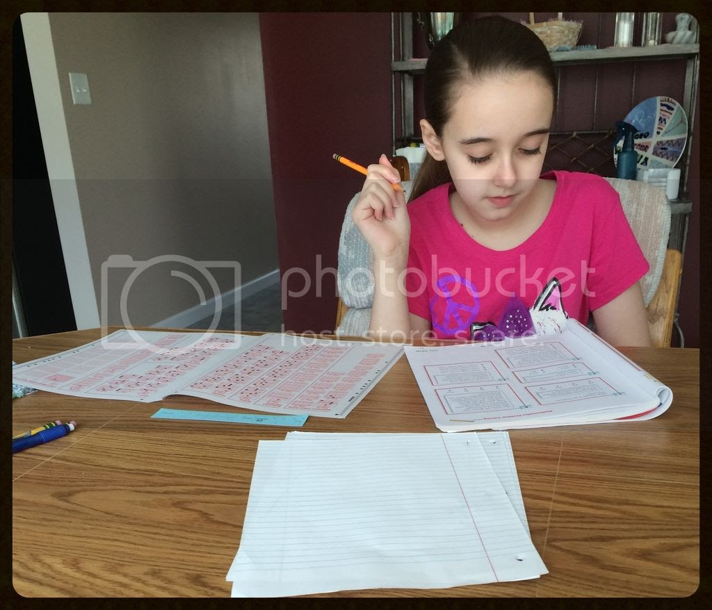 Unexpected Homeschool: Standardized Testing