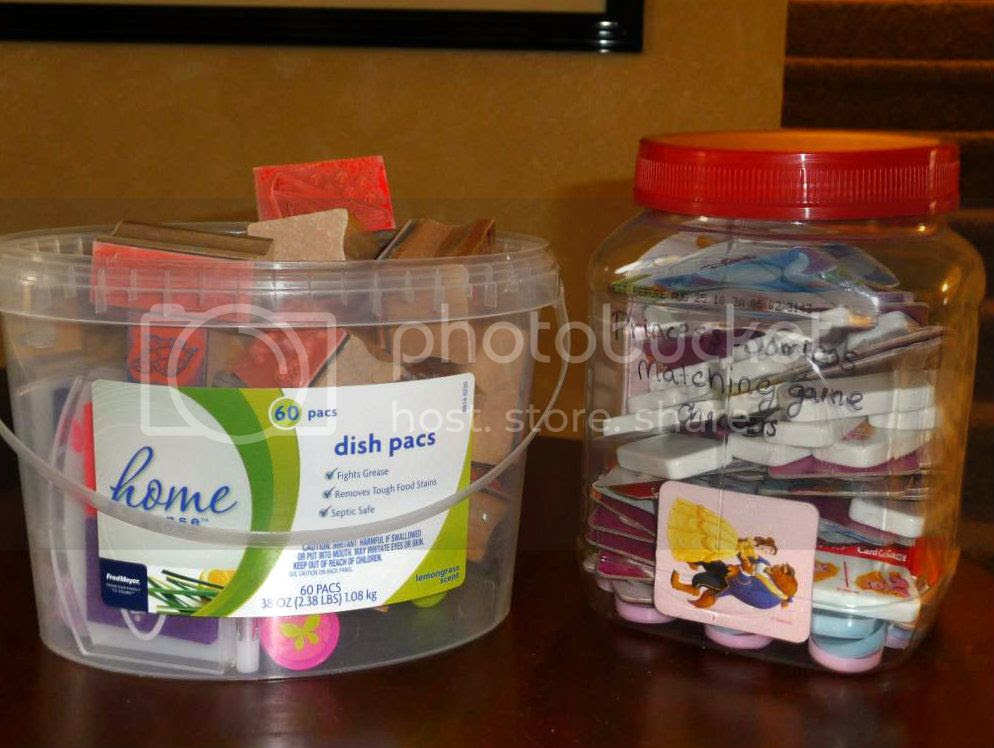 Creative ways to reuse plastic containers for organization