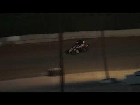 Jackson County Speedway | 7/9/21 | USAC Midwest Thunder Midgets | Heat 3