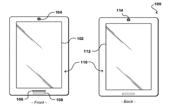 Amazon applies for dualdisplay device patent, where eink and LCD play nice together