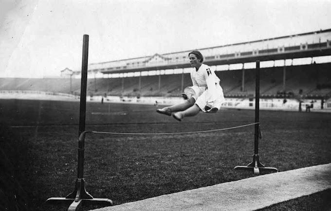 Олимпиада без WADA 109 лет назад