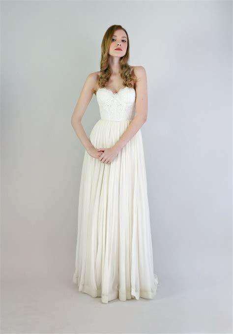 Fashion Forward Wedding Gowns from Leanne Marshall   OneWed