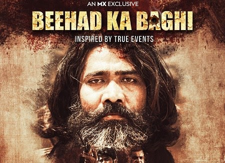 Beehad Ka Baghi Season 01 (2020) 720p WebRip Hindi   MX Player Series
