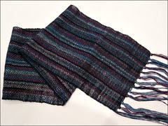 Rigid Heddle Weaving Class Project