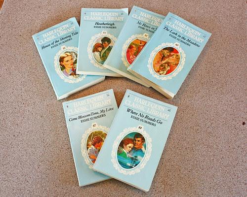 Essie Summers Books
