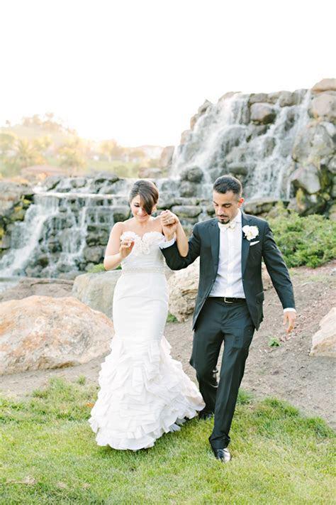 Modern Persian Wedding in San Jose, California   Junebug