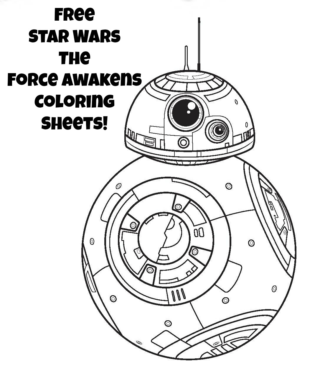 Easy Star Wars Coloring Pages at GetColorings.com | Free ...