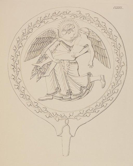 Etruskische Spiegel by Eduard Gerhard, 1840s f