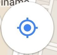 Whats With The Arrowhead On Google Maps Location Symbol